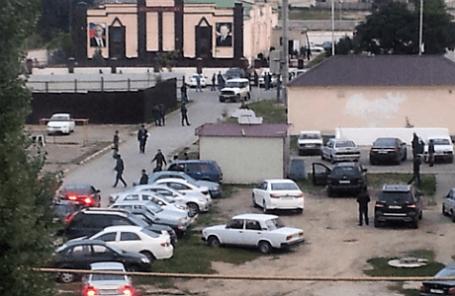 В Грозном при предотвращении теракта погибли четверо полицейских