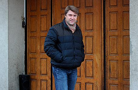 Исполнительный директор Фонда борьбы с коррупцией и соратник бывшего кандидата в мэры Москвы Алексея Навального Владимир Ашурков.