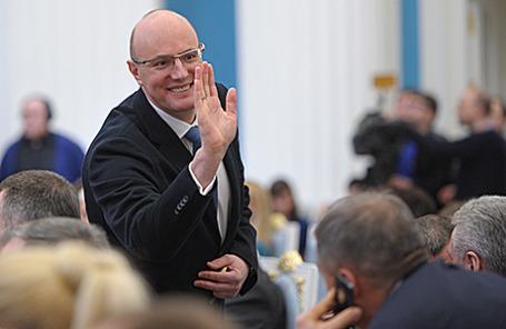 Бывший глава оргкомитета Сочи Дмитрий Чернышенко.