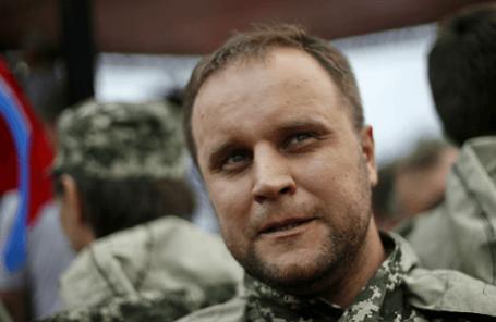 Бывший «народный губернатор» Донбасса Павел Губарев.