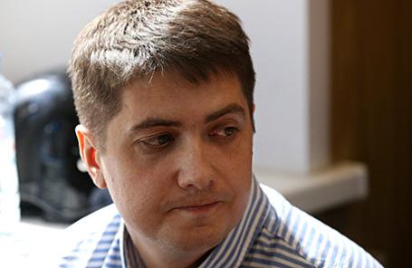 Бывший следователь по особо важным делам СК РФ Андрей Гривцов.