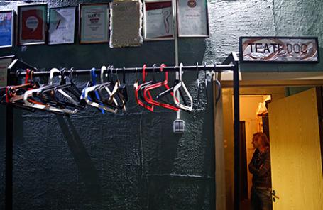 Театр документальной пьесы «Театр.doc» лишился помещения.