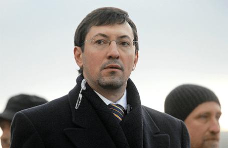 Бывший лидер ДПНИ Александр Белов (Поткин).
