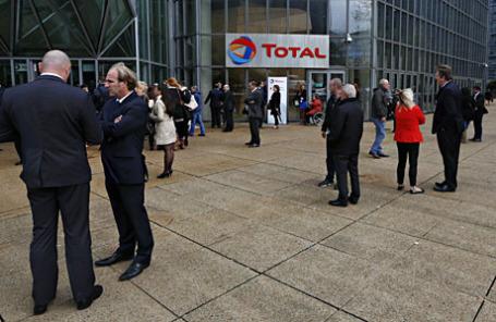 Штаб-квартира нефтяной компании Total близ Парижа.