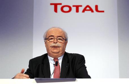 Руководитель французской компании Total Кристоф де Маржери, 2011 год.