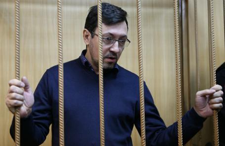 Бывший лидер ДПНИ Александр Поткин (Белов)