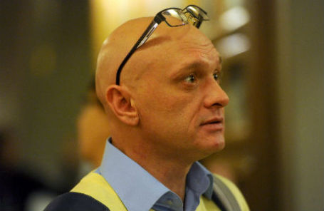 Актер Алексей Девотченко.