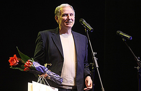 Актер Виктор Костецкий.