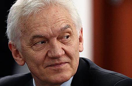 Предприниматель Геннадий Тимченко.