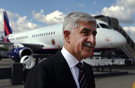 Президент ОАО «Объединенная авиастроительная корпорация» Михаил Погосян.