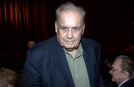Режиссер Эльдар Рязанов, 2008 год.
