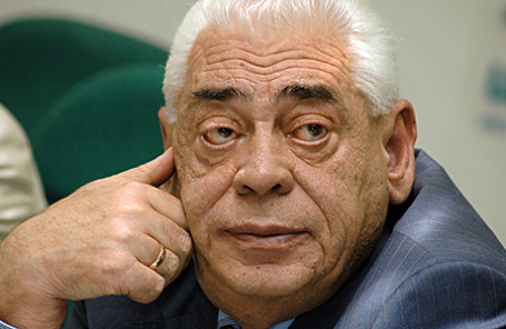 Главный акционер и создатель банка «Возрождение» Дмитрий Орлов.