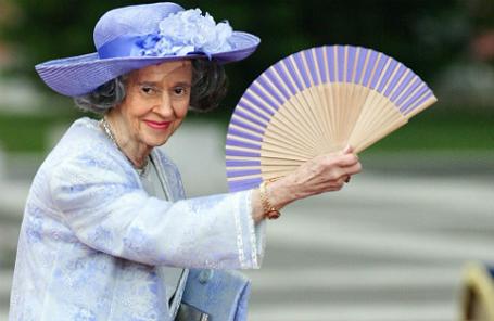 Королева Фабиола.