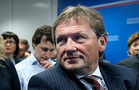 Уполномоченный при президенте России по правам предпринимателей Борис Титов.