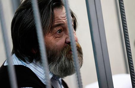Оппозиционер Сергей Мохнаткин.