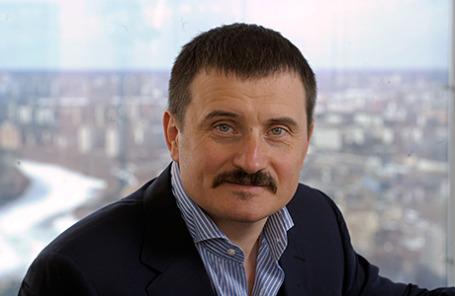 Председатель правления Банка Москвы Михаил Кузовлев.