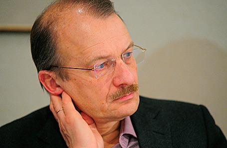 Бывший заместитель председателя правления Центрального банка России Сергей Алексашенко.