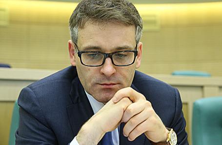 Заместитель председателя комитета СФ по аграрно-продовольственной политике и природопользованию Константин Цыбко.