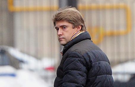 Директор «Фонда борьбы с коррупцией»  Владимир Ашурков.