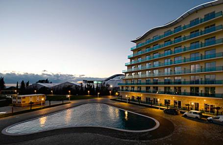 Гостиничный комплекс «Азимут» в Сочи