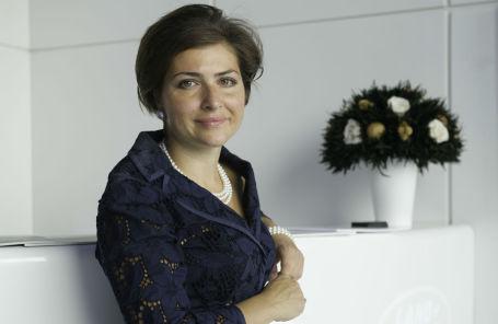 Елена Кравец, руководитель маркетинга российского офиса Jaguar Land Rover