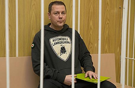 Депутат Тамбовской областной думы Владимир Топорков, сбивший насмерть дорожного рабочего.