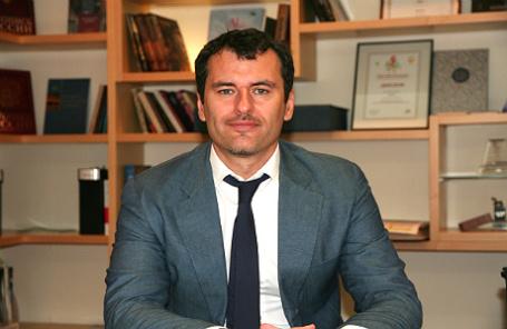 Директор по сбыту в России и странах СНГ Объединенной Компании РУСАЛ Роман Андрюшин.
