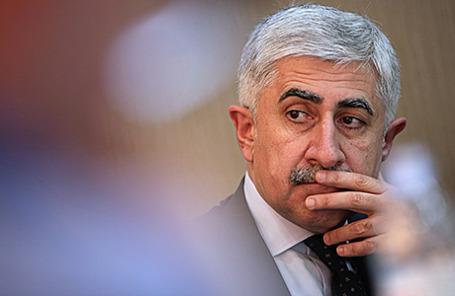 Президент Объединенной авиастроительной корпорации Михаил Погосян.