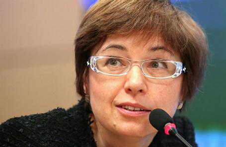 Ксения Юдаева.