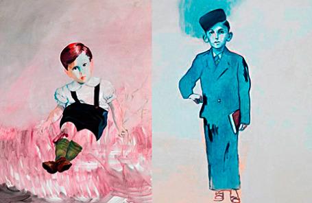 Картины Яна Ванрита.