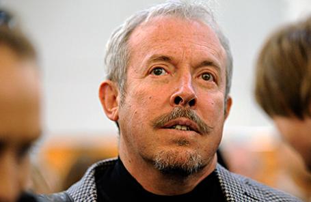 Музыкант Андрей Макаревич.