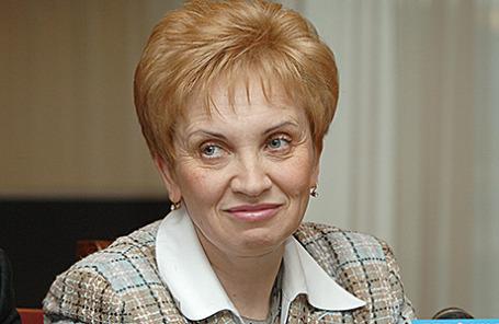 Председатель Московского городского суда Ольга Егорова.
