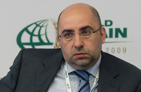 Заместитель председателя Внешэкономбанка Анатолий Балло.