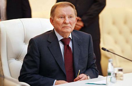 Экс-президент Украины Леонид Кучма.