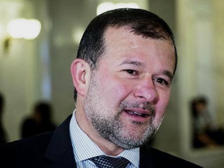 Народный депутат Украины Виктор Балога.