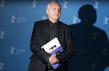 Питер Гринуэй, режиссер фильма «Эйзенштейн в Гуанахуато».