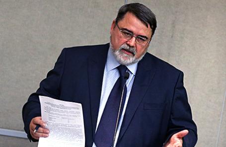 Руководитель Федеральной антимонопольной службы РФ Игорь Артемьев.