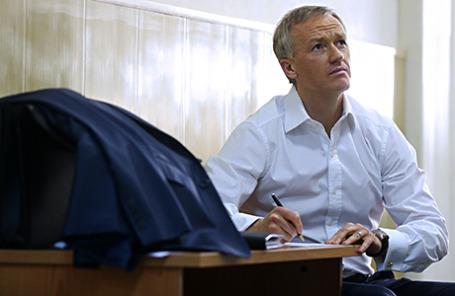 Бывший генеральный директор компании «Уралкалий» Владислав Баумгертнер.