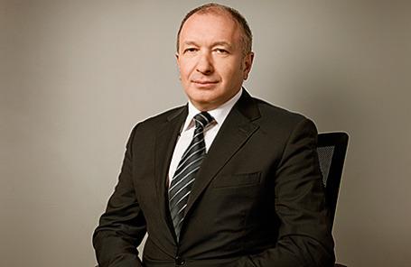 Гендиректор компании «Газпромнефть — смазочные материалы» Александр Трухан.