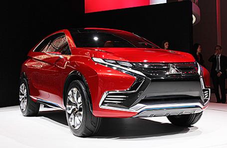 Mitsubishi XR-PHEV II.