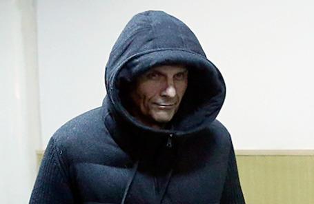 Губернатор Сахалинской области Александр Хорошавин.