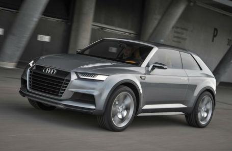 Audi Сrosslane coupe