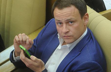 Депутат Госдумы Александр Сидякин.