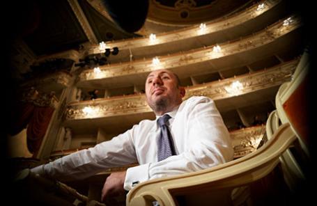 Генеральный директор Михайловского театра Владимир Кехман.