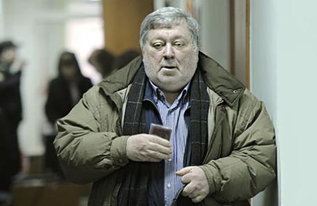 Бывший директор Новосибирского театра оперы и балета (НГАТОиБ) Борис Мездрич.