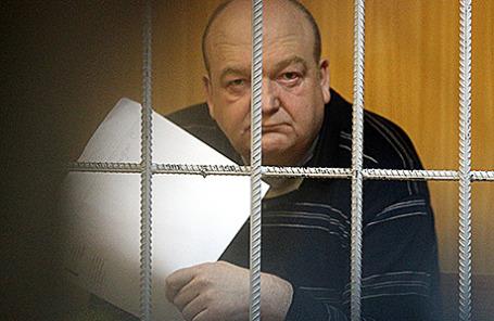 Бывший директор ФСИН России Александр Реймер.
