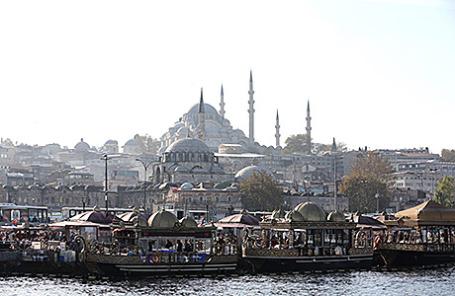 Стамбул, Турция.