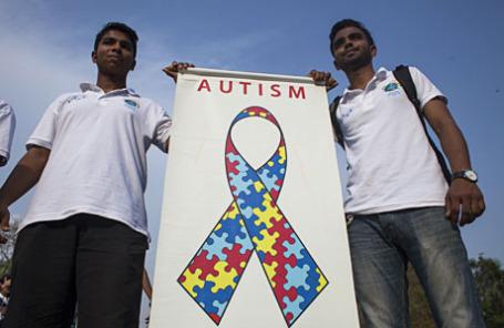 Всемирный день распространения информации о проблеме аутизма.