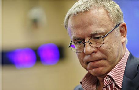 Член Совета Федерации РФ от Приморского края Вячеслав Фетисов.