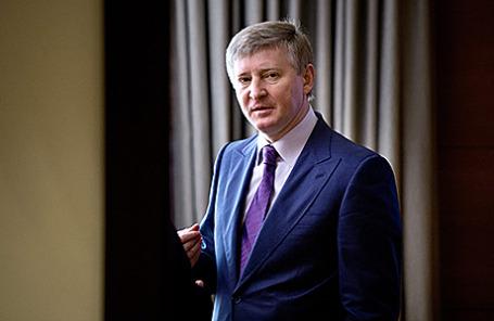 Бизнесмен Ринат Ахметов.